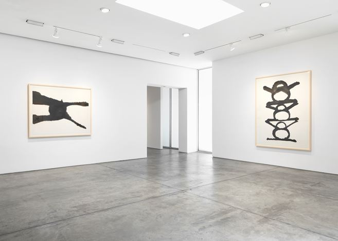Exhibition view: Suh Se Ok, Lehmann Maupin, 536 West 22nd Street, New York(8 September–27 October 2018). Courtesy Lehmann Maupin.