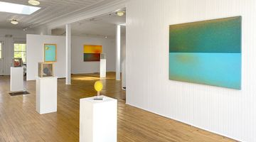 Contemporary art exhibition, John Knuth, The Dawn at Hollis Taggart, Southport, USA