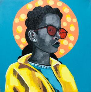 Untitled by Tafadzwa Adolf Tega contemporary artwork