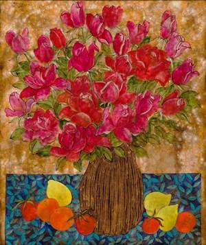 Rose 玫瑰 by Wu Hao contemporary artwork