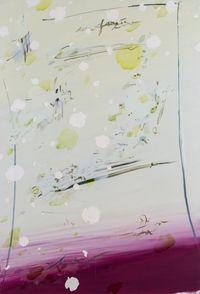 To Whom It May Concern by Winter Gyeoul Kim contemporary artwork painting, works on paper