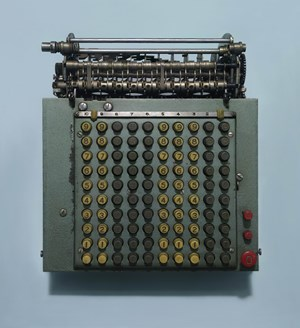 Untitled (Mechanical Calculator) by Gao Lei contemporary artwork