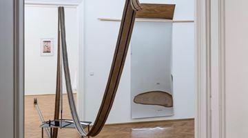 Contemporary art exhibition, Paul Klee, Roland Kollnitz, Balance at Beck & Eggeling International Fine Art, Vienna