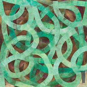 Sea Green by Ildiko Kovacs contemporary artwork