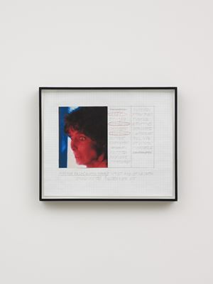 Prima Facie (Fourth State): Upset and Et Cetera (Maquette) by John Baldessari contemporary artwork