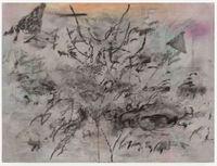 Untitled by Julie Mehretu contemporary artwork painting
