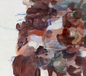 Pocahontas by Terrell James contemporary artwork