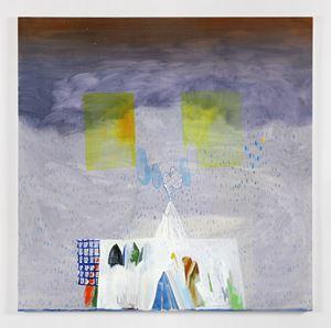 Suicide-preventive Painting by Hyunjin Bek contemporary artwork