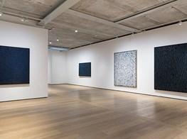 "Ha Chong Hyun<br><em>Solo Exhibition</em><br><span class=""oc-gallery"">Almine Rech</span>"