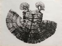 Kambal Print by Marina Cruz contemporary artwork painting
