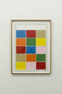 Im Spannungsfeld zwischen Ökonomie und Politik by Mike Meiré contemporary artwork works on paper