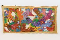 Barroco Safado by J. Cunha contemporary artwork painting