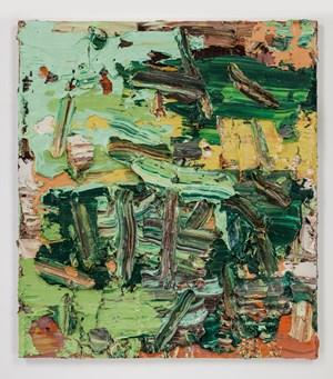 Mid-summer 1 by Zhu Jinshi contemporary artwork