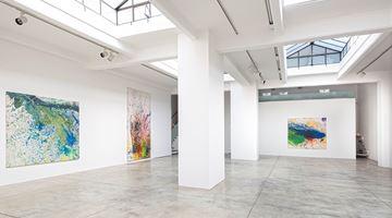 Contemporary art exhibition, Shozo Shimamoto, Shozo Shimamoto at Cardi Gallery, Milan