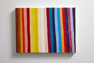 For No Reason II (lines) by Renee Cosgrave contemporary artwork