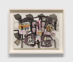 Untitled (Furstreet) by Ray Johnson contemporary artwork