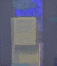 IN GRAY Apr'18 by Katsuyoshi Inokuma contemporary artwork works on paper, drawing