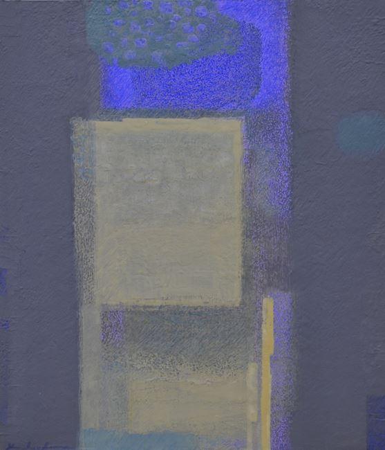 IN GRAY Apr'18 by Katsuyoshi Inokuma contemporary artwork