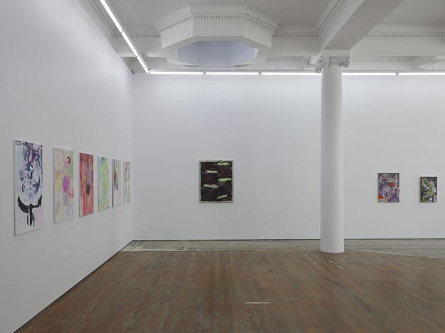 Exhibition view: Stella Corkery, Paradises, Michael Lett, Auckland (3 June–4 July 2020). Courtesy Michael Lett.