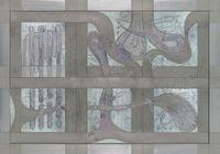 Omnium Gatherum 43 by Julia Morison contemporary artwork painting