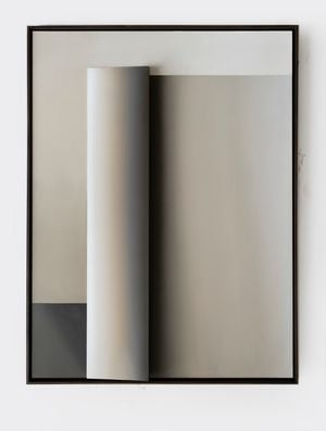 light matters 3 by Tycjan Knut contemporary artwork