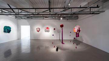 Contemporary art exhibition, Galia Gluckman, Soirée at SMAC Gallery, Stellenbosch