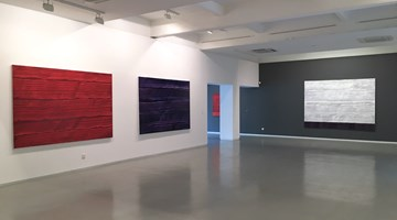 Contemporary art exhibition, Ricardo Mazal, Bhutan and Violet at Sundaram Tagore Gallery, Singapore