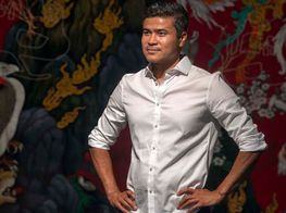 Khadim Ali's Invisible Border Expands Tradition