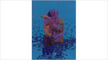 Contemporary art exhibition, Group Exhibition, Retrouvailles at Almine Rech, Rue de Turenne, Paris