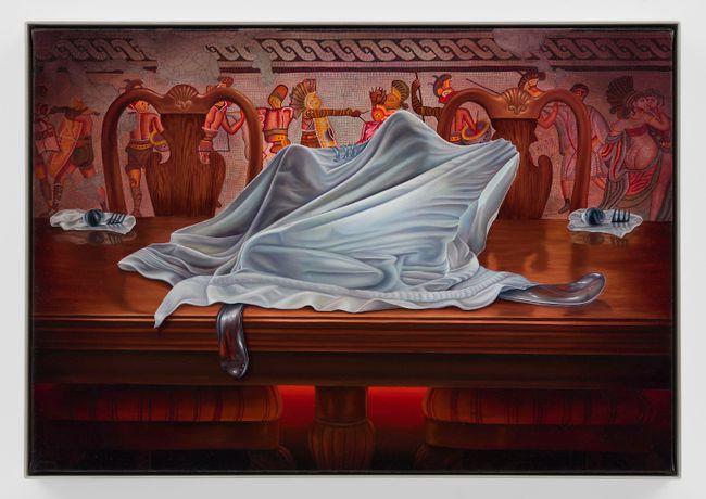 All's Fair... by Marisa Adesman contemporary artwork