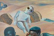Rehearsing death by Ndidi Emefiele contemporary artwork 2