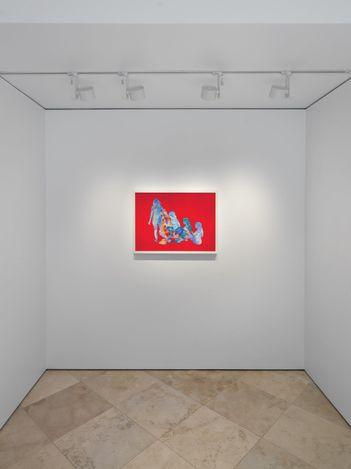 Exhibition view:Doug Aitken, Microcosmos, Victoria Miro, Venice (15 July–30 October 2021). © Doug Aitken. Courtesy the artist and Victoria Miro, London/Venice.