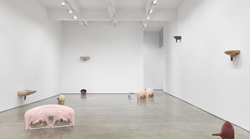 Contemporary art exhibition, Nina Beier, Baby at Metro Pictures, New York