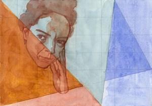 Frage 8 by Akos Birkas contemporary artwork