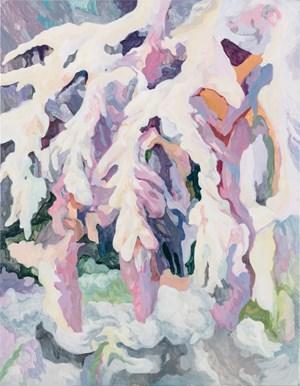 The Trees on Ali Mountain 阿里山上的樹木 by Hsu Chia-Ning contemporary artwork