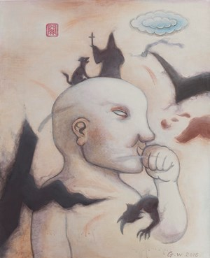 Body No.5 by Guan Wei contemporary artwork