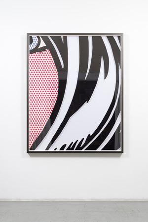 Untitled (Seductive Girl) by Jose Dávila contemporary artwork