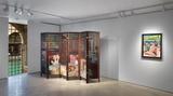Contemporary art exhibition, Hernan Bas, Venetian Blind at Victoria Miro, Venice, Italy