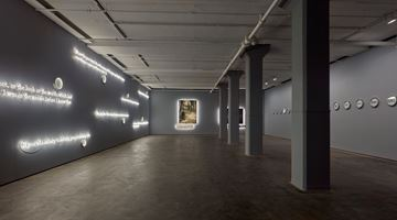 Contemporary art exhibition, Joseph Kosuth, 'Existential Time' at Sean Kelly, New York