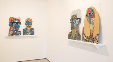 Contemporary art exhibition, Sam Mitchell, Hips at Bartley & Company Art, Wellington, New Zealand
