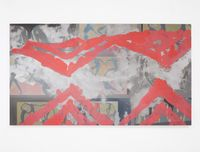 Martyrdom in the swinging sixties (second version) by Toby Ziegler contemporary artwork painting
