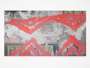 Martyrdom in the swinging sixties (second version) by Toby Ziegler contemporary artwork