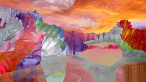 Continuum by Kate Shaw contemporary artwork
