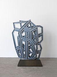 abc by Richard Deacon contemporary artwork sculpture