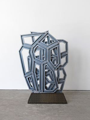 abc by Richard Deacon contemporary artwork
