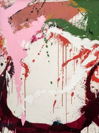 Untitled by Norman Bluhm contemporary artwork painting