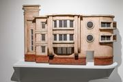 Modernist Facades for New Nations (Sculptural Proposition 2) by Sahil Naik contemporary artwork 1