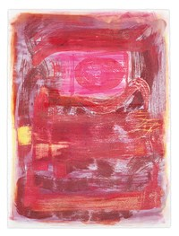 Untitled by Monique Van Genderen contemporary artwork mixed media