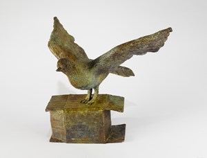 Coming Day by Kiki Smith contemporary artwork