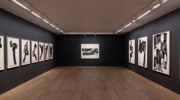 Contemporary art exhibition, Lee Bae, Paradigm of Charcoal at Perrotin, Hong Kong, SAR, China